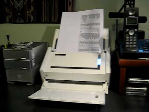 How to Scan Paper Medical Records