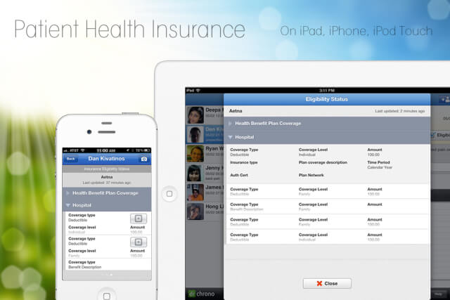 ipad-iphone-patient-insurance-check